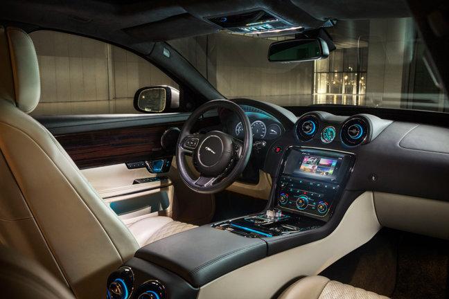 Мультимедия для Jaguar XJ (Ягуар)